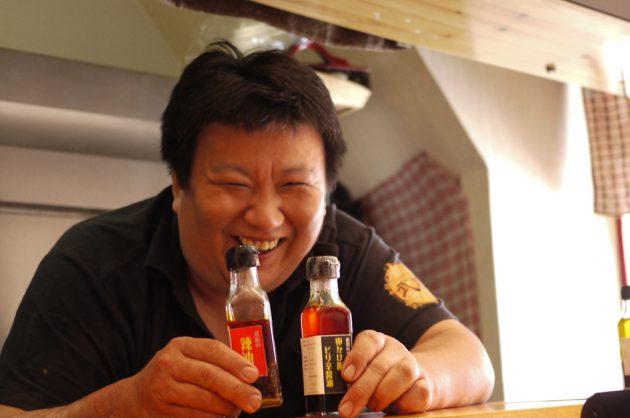 オーナーの田中さん